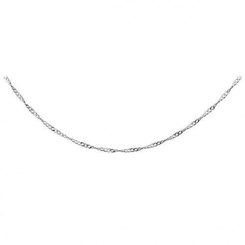 Srebrny łańcuszek ozdobny damski, pr.925