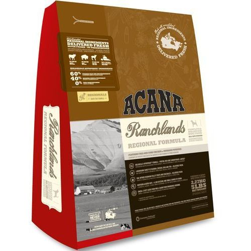 ranchlands dog 340 g marki Acana