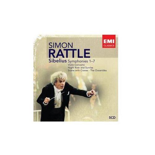 Simon Rattle - COMPLETE SYMPHONIES - Zostań stałym klientem i kupuj jeszcze taniej