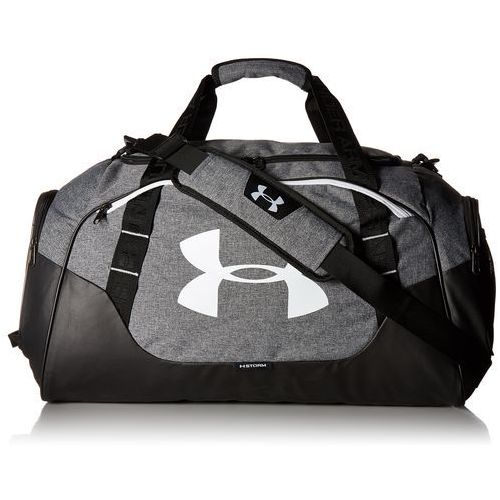 Under Armour UNDENIABLE DUFFLE 3.0 MEDIUM Torba sportowa graphite (0190510425001)