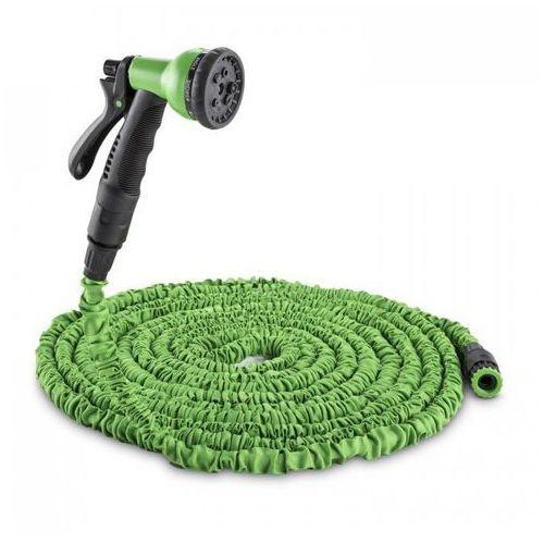 Water Wizard 30 Elastyczny wąż ogrodowy8 funkcji 30 m zielony