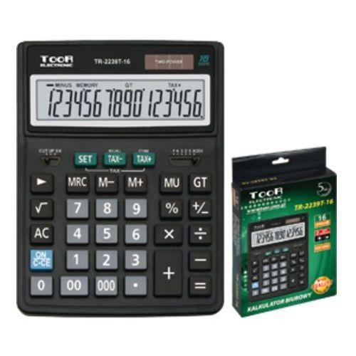 Kalkulator biurowy TOOR TR-2239T