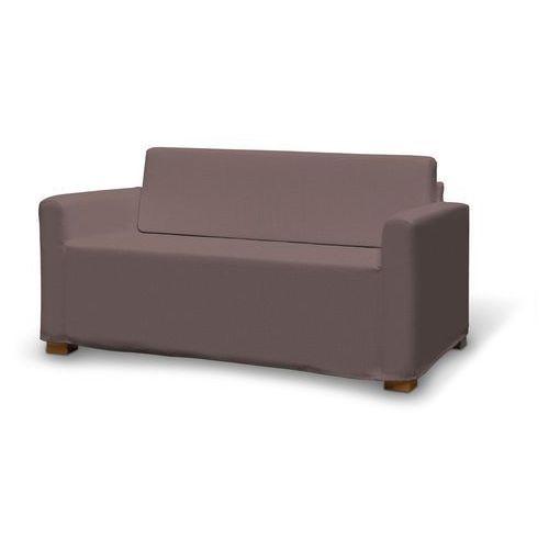 Dekoria Pokrowiec na sofę Solsta, brązowo z odcieniem fioletu, sofa Solsta, Living, kolor brązowy