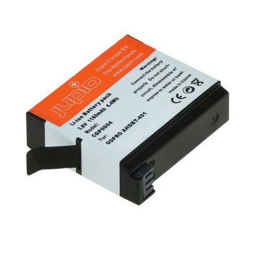 Akumulator gopro cgp0004 ahdbt-401 marki Jupio