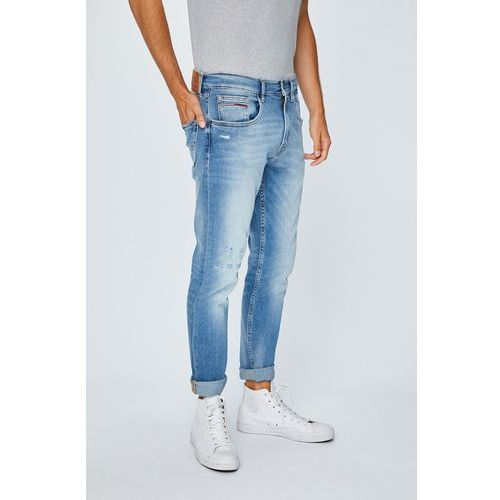 - jeansy modern tapered, Tommy jeans