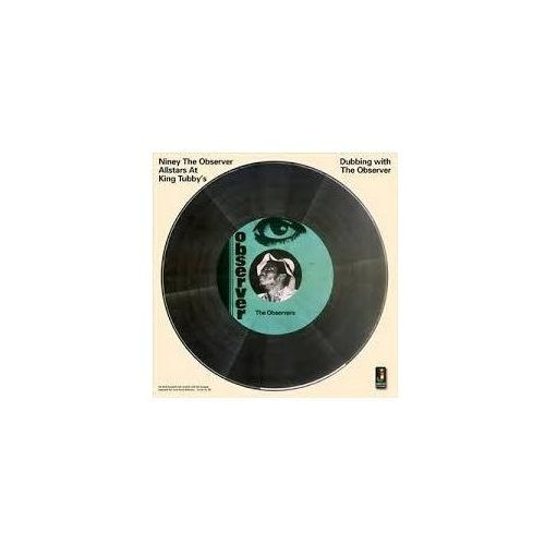 Jamaican rec Niney the observer / all stars at king tubby's - dubbing with the observer (5060135761257)