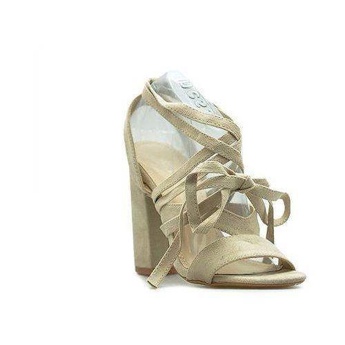 Sandały 1034-14 beżowy, Vices