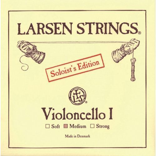 Larsen (639414) struna do wiolonczeli - a solo - medium 4/4