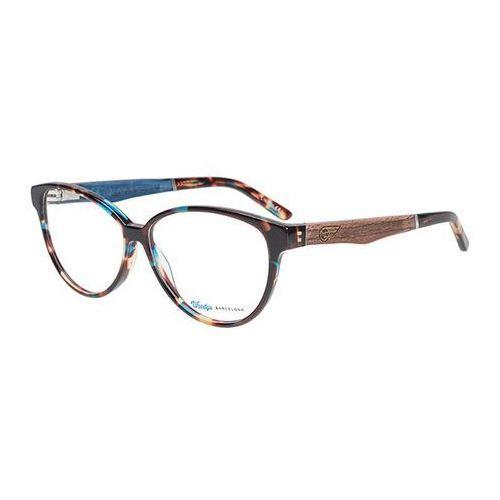 Woodys barcelona Okulary korekcyjne kolonaki 124