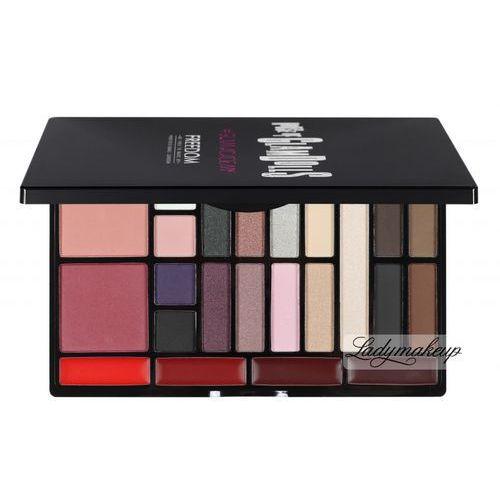 FREEDOM - HOUSE OF GLAMDOLLS #GLAMACADEMY - Zestaw kosmetyków do makijażu - VINTAGE DOLL LOOK
