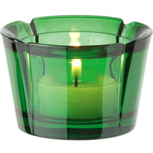 Świecznik na tealight Rosendahl Grand Cru ciemnozielony (35571)