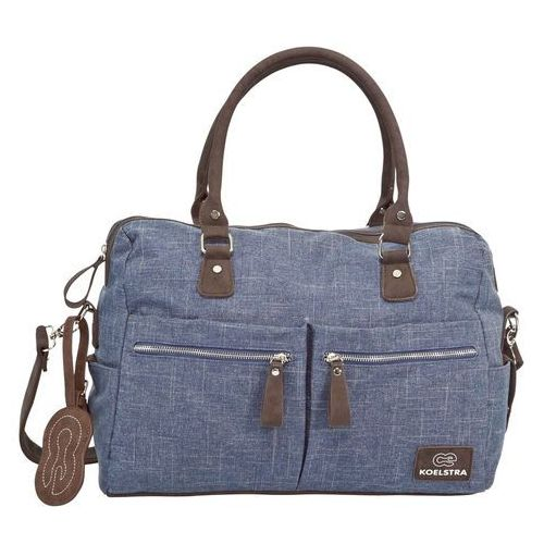 torba do wózka nimme denim, blue marki Koelstra