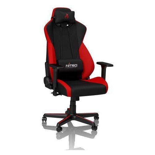 Fotel dla gracza s300 (czerwony) marki Nitro concepts
