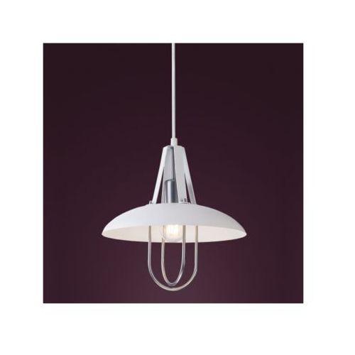 Sigma Lampa wisząca luka biała industrialna metal (5902335262045)