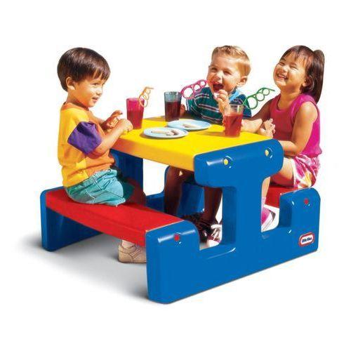 Duży stolik piknikowy LITTLE TIKES