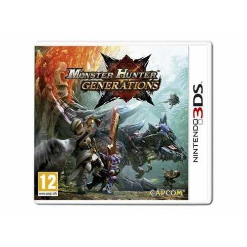 Gra 3ds monster hunter generations marki Nintendo