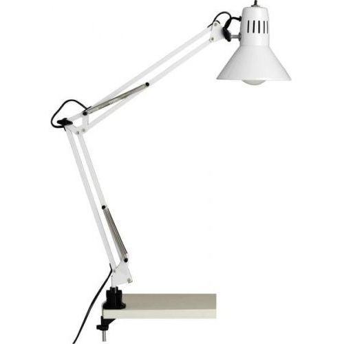 Brilliant Hobby lampka do mocowania biurka Biały, 1-punktowy - Nowoczesny - Obszar wewnętrzny - Hobby - Czas dostawy: od 3-6 dni roboczych (4004353898532)
