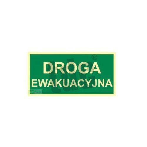 Droga ewakuacyjna art. ac005 marki Tdc
