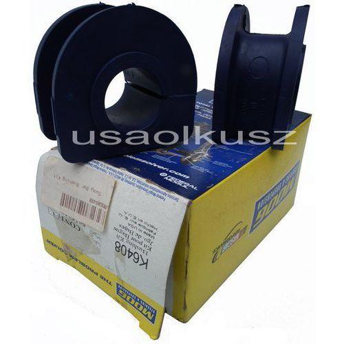 Moog Gumy / tuleje przedniego stabilizatora 28,5mm gmc savana -2002