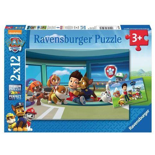 Puzzle 2X12 el. Psi Patrol, 5_541592