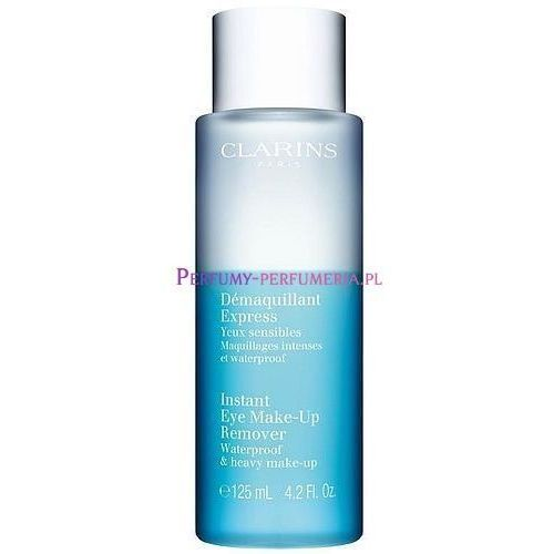 Clarins Instant Eye Make-Up Remover Waterproof 125ml W Płyn do demakijażu