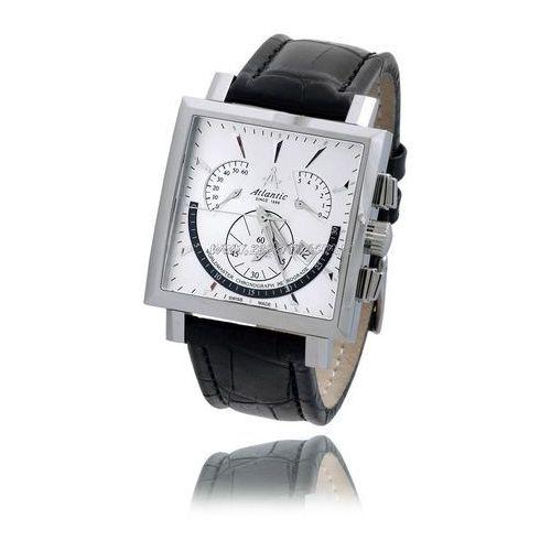 Atlantic 54450.41.21 Grawerowanie na zamówionych zegarkach gratis! Zamówienia o wartości powyżej 180zł są wysyłane kurierem gratis! Możliwość negocjowania ceny!