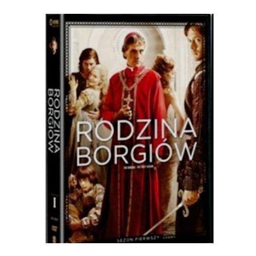 Rodzina borgiów - sezon 1 (3xdvd) - neil jordan darmowa dostawa kiosk ruchu marki Imperial cinepix - OKAZJE