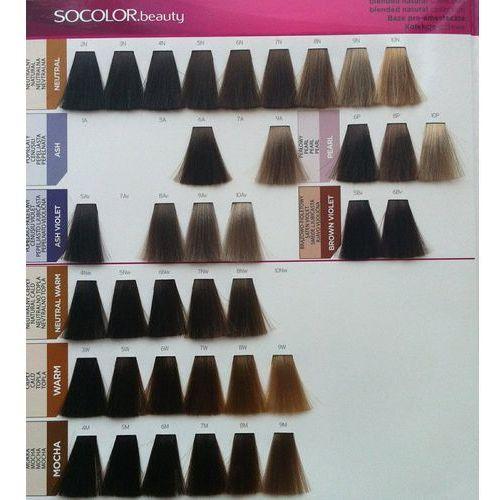 Matrix Socolor Beauty pielęgnująca farba do włosów odcień 4N (Medium Brown Neutral) 90 ml, kolor Matrix