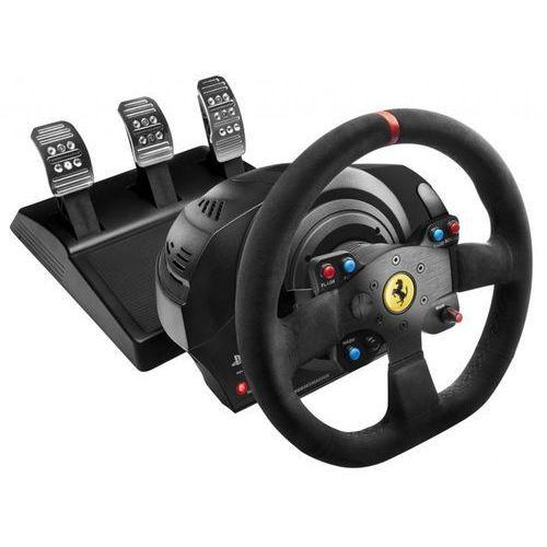 """Kierownica Thrustmaster Ferrari T300 """"Alcantara-Edition"""" (4160652) Szybka dostawa! Darmowy odbiór w 21 miastach!"""