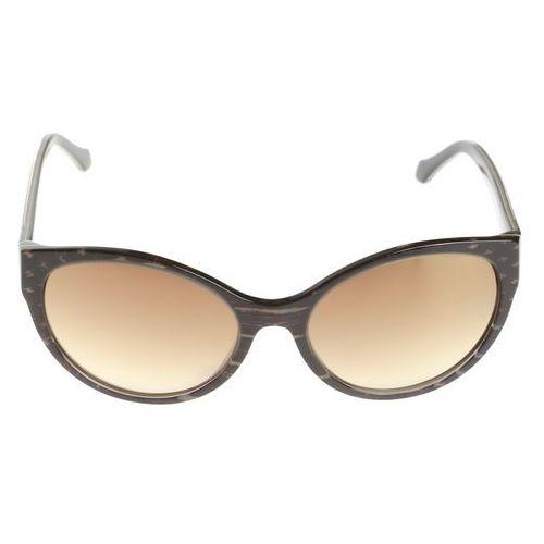 alrischa okulary przeciwsłoneczne brązowy uni marki Roberto cavalli