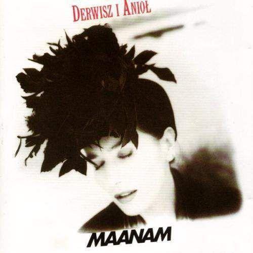 Warner music Derwisz i anioł (vinyl) - maanam (płyta winylowa)