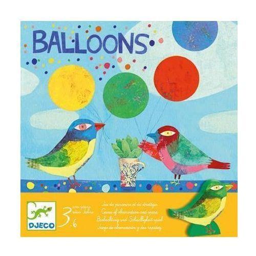 Gra planszowa - Baloons