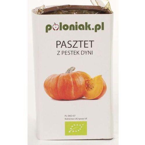 PASZTET WEGAŃSKI Z PESTEK DYNI BIO 160 g - POLONIAK, 5902020922537