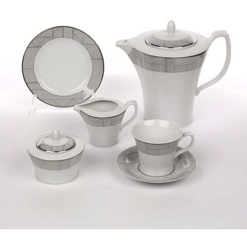 Zestaw do kawy dla 12 osób 39el. venus-chodzież marki Zakłady porcelany chodzież s.a.