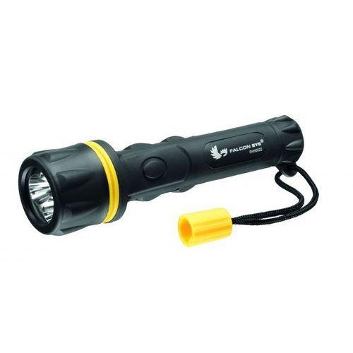 Latarka MacTronic Gumowa, bateryjna, ręczna LED (FHH0021) Darmowy odbiór w 20 miastach! (5907596110647)