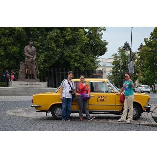 Wycieczka po Warszawie zabytkowym Fiatem 125p - Warszawa w pigułce - 4 godziny z kategorii Upominki