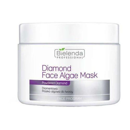 Bielenda Diamentowa Maska Algowa - Uzupełnienie 190g