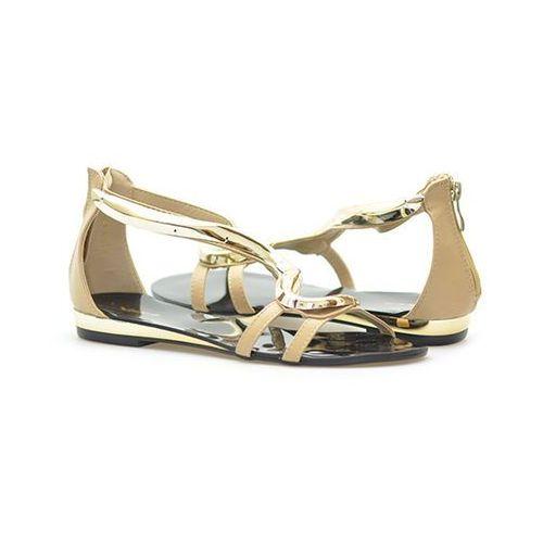 Sandały  sk57-14 beżowe marki Vices