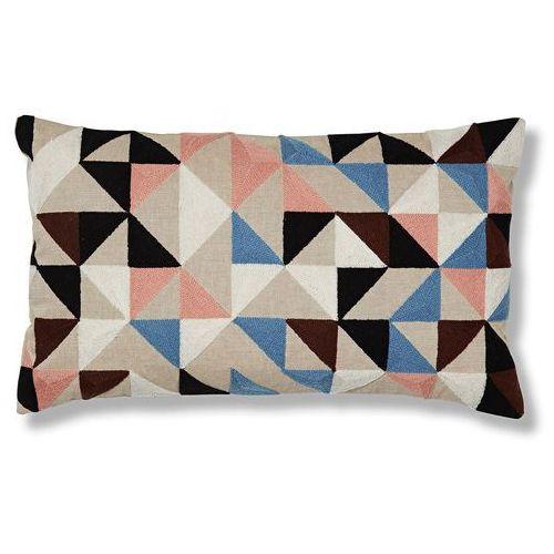 :: poduszka renaud 30 x 50 cm wielokolorowa marki Laforma