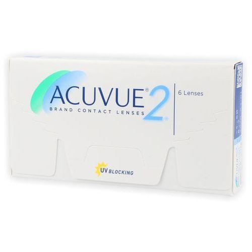 Acuvue 2 6szt. z kategorii Soczewki kontaktowe