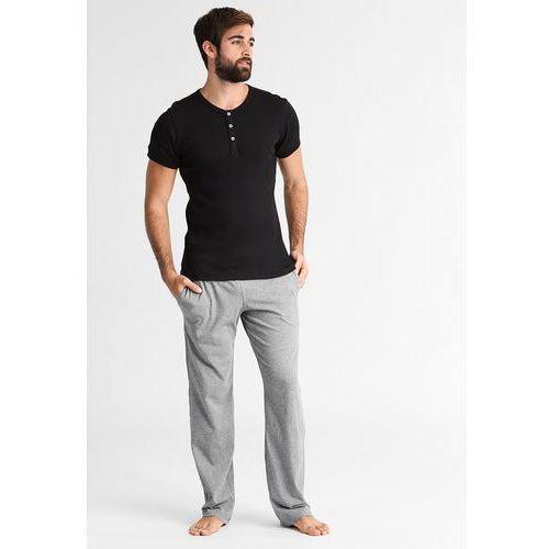 Levi's® LEVIS 300LS SHORT SLEEVE HENLEY Koszulka do spania middle grey melange - sprawdź w wybranym sklepie