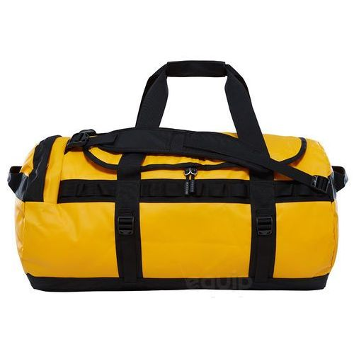 The north face Torba podróżna base camp duffel m ne - summit gold / tnf black
