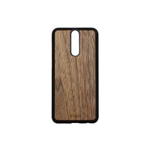 Etuo wood case Huawei mate 10 lite - etui na telefon wood case - orzech amerykański