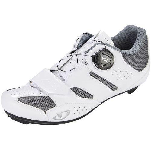 Giro savix buty kobiety biały 41 2018 buty szosowe zatrzaskowe