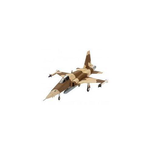 REVELL DO SKLEJANIA SAMOLOT BOJOWY F-5E TIGER II