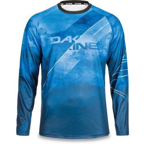 Dakine bluzka thrillium l/s jersey mid/bluerk xl