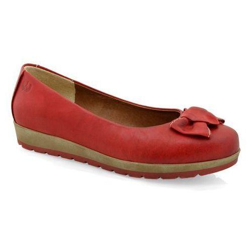 Obuwie Lemar 035 f.czerwony