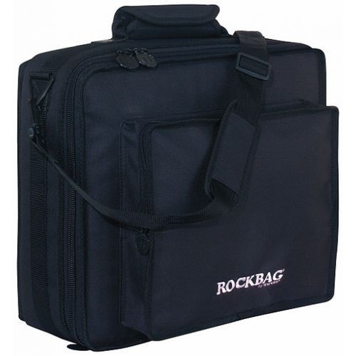 mixer bag black 19 x 14 x 5 cm / 7 1/2 x 5 1/2 x 1 15/16 in marki Rockbag