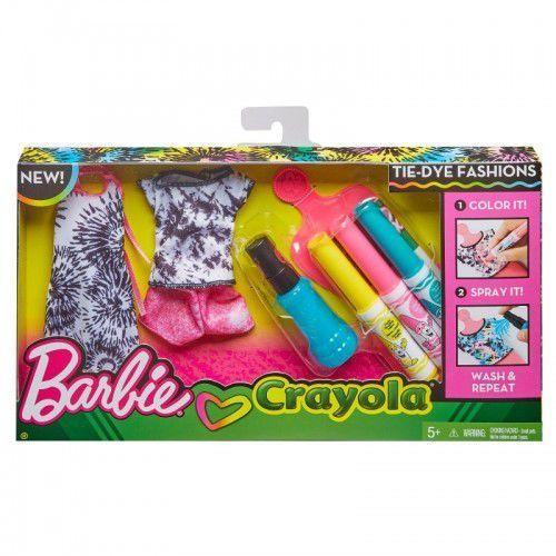 Mattel barbie crayola zrób to sam fpw13