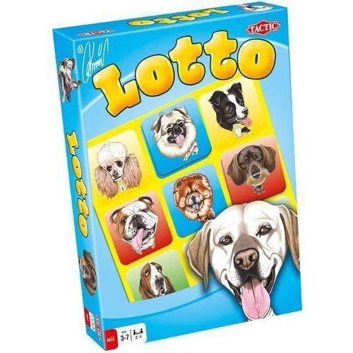 gra lotto psie karykatury marki Tactic